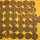 1979 UNITED STATES PENNIES 37 PIECES