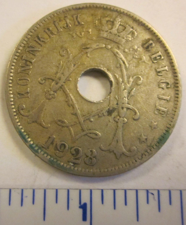 1930 Mint A Germany 10 Pfennig Coin