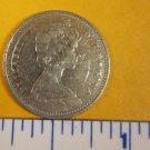 1968 10 cents CANADA ELIZABETH II DEI GRACIA REGINA