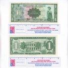 Paraguay Banknote 1 Guarani 1952 Issue Banco Central Paraguay Crisp