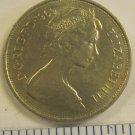 Great Britain 10 New Pence, 1969 Coin ELIZABETH ll