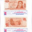 ARGENTINA 1 PESO 1974 GENERAL MANUEL BELGRANO