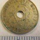 Belgium 25 centimes Coin 1928