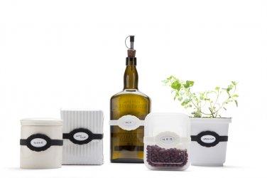 Monkey Business Design La Bella-Label Bands 3 (M) Gifts Home Office Kitchen Free Ship