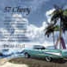57 Chevy - PERSONALIZED 1 Name Meaning Print