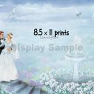 WEDDING VOWS, From this Moment On - PERSONALIZED 1 or 2 Name Meaning Print  - no US s/h fee