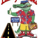 T-shirt - MARDI GRAS - road trip LET THE GOOD TIME ROLL ~ (Adult 2xLarge to Adult 6xLarge)