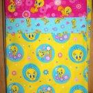 TWEETY BIRD , 1 Pillowcase - standard size, pink, blue, yellow