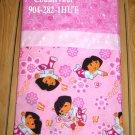 DORA the EXPLORER , 1 Pillowcase - standard size, Bling bling pink