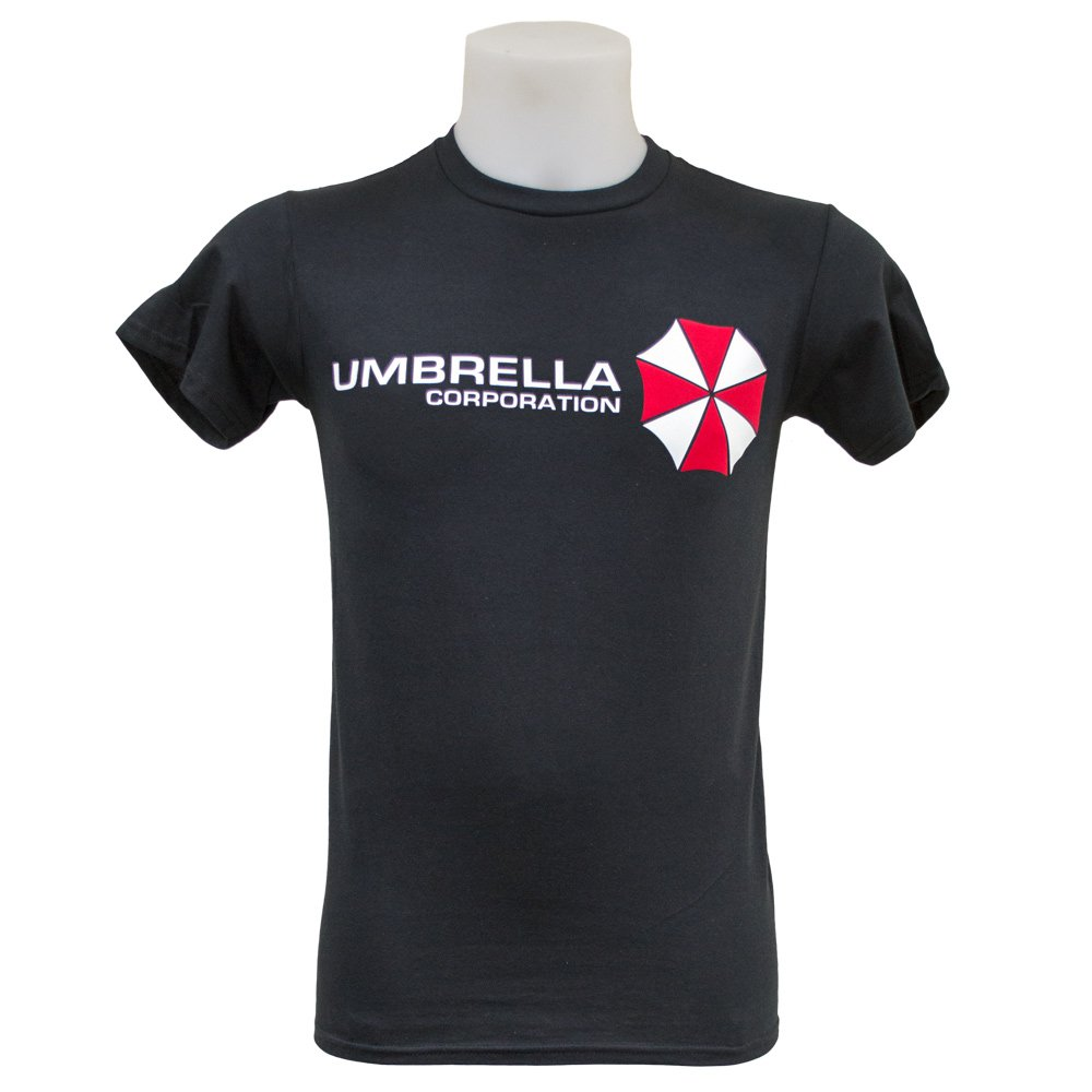 Umbrella Corporation T Shirt (S-3XL) Resident Evil Simple Logo