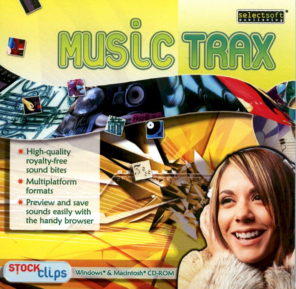 MUSIC TRAX (#2)