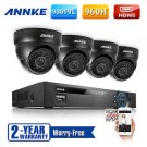 Home Security System Surveillance Kits w/ 4 Cameras (#1000000006)