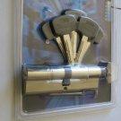 101MM High Security Cylinder Door lock 50.5+50.5mm Euro Profile upvc LONG