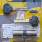 Yale smart cylinder 66mm 33+33 mm door lock cylinder high security euro profile