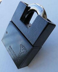 MUL-T-LOCK #13 C-Series Padlock with Protector high security + guard C13
