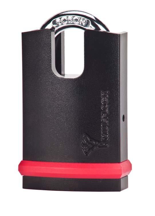 Mul-T-Lock Padlock NE SERIES 10H High Security Interactive + PLUS BORON SHACKLE
