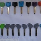 MUL T LOCK KEY BLANKS BEST PRICE MANY MODELS PROFILE KEYWAY MULTI LOCK BLANK
