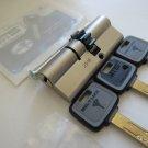 Mul-T-Lock MT5+ 80mm 45X35 COG WHEEL Best Cylinder lock euro profile MTL doors