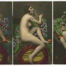 Victorian Vintage & Antique Erotica in KODAK ENDURA SILK Paper 8x10 Nr 73