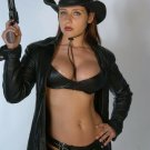 ERICA CAMPBELL Wild Old West American Frontier / Glossy Finish Photo 8x10 No4
