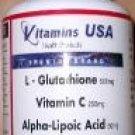 Vitamin USA Glutathione 60 capsules