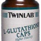 Twinlab L-Glutathione 60 capsules