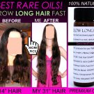 NATURAL GROW LONG HAIR FAST HAIR GROWTH OIL HAIR GROWTH SERUM DOUBLE SPEED WITH RARE OILS