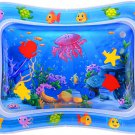 MAGIFIRE Tummy Time Baby Water Mat Infant Toy Inflatable Play Mat for 3 6 9 Mont