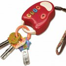 B. toys – FunKeys Toy – Funky Toy Keys for Toddlers and Babies – Toy Car Keys an