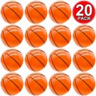 """20 Sets Inflatable Pool Basketball Beach Balls, 16"""" Giant Beach Pool Party Toys"""