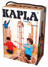 Building blocks Kapla 200