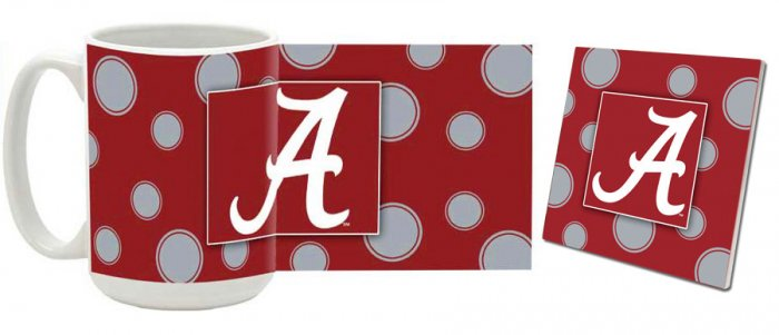 Alabama Mug and Coaster Combo MCC-ALPD