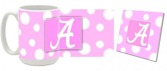 Alabama Mug and Coaster Combo MCC-ALPK