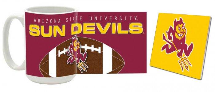 Arizona State Mug and Coaster Combo MCC-AZSU3