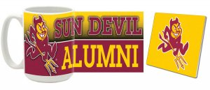 Arizona State Mug and Coaster Combo MCC-AZSU4