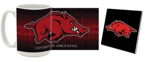 Arkansas Mug and Coaster Combo MCC-AR5