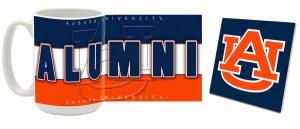 Auburn Mug and Coaster Combo MCC-ALAU6