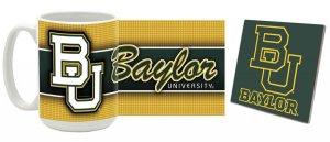 Baylor Mug and Coaster Combo MCC-TXBU2