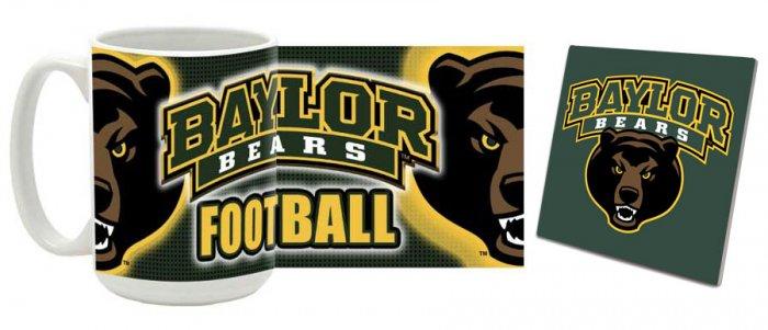 Baylor Mug and Coaster Combo MCC-TXBU3