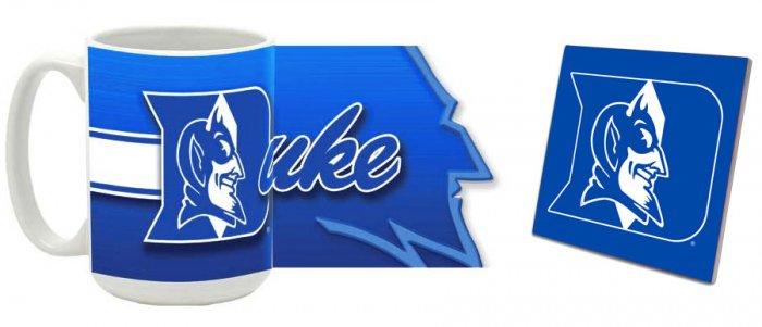 Duke Mug and Coaster Combo MCC-NCDUK1