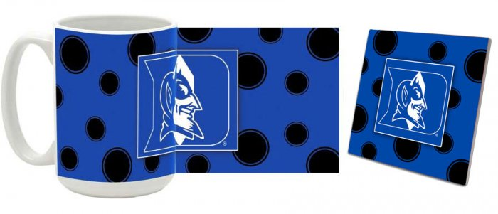 Duke Mug and Coaster Combo MCC-NCDUKPD
