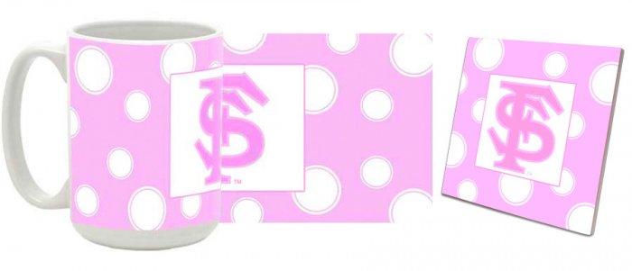 Florida State Mug and Coaster Combo MCC-FLSUPK