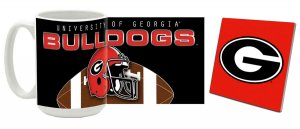 Georgia Mug and Coaster Combo MCC-GA5