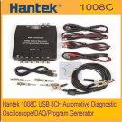 HANTEK 1008C PC USB 8CH Automotive Diagnostic Digital Oscilloscope/DAQ/Pro gen