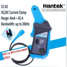 HANTEK CC-65 AC/DC Current Clamp (BNC option only) + 1 free BNC to 4mm adaptor
