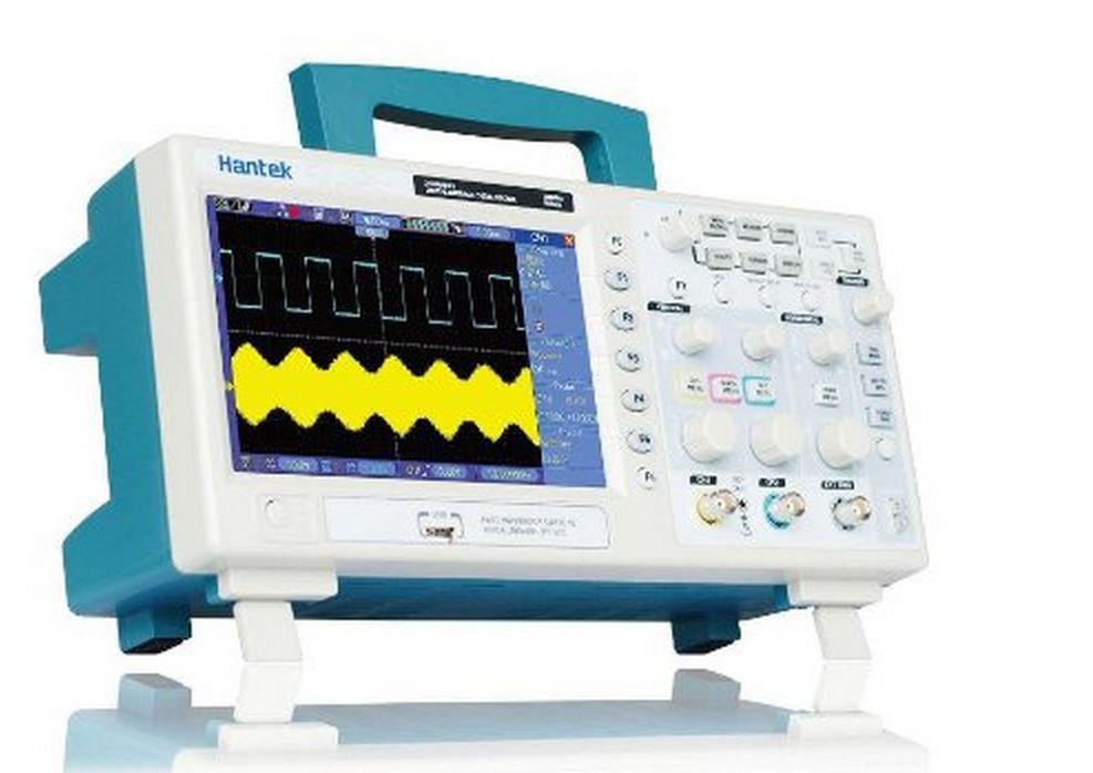 Hantek DSO5102P 100MHz 2CH Digital Oscilloscope 1GSa/s Real-Time Sample