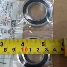 2pcs KF-25 NW25 CENTERING RING TRAPPED O-RING,Stainless Steel