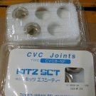 "7 pcs KITZ SCT CVC8-NF Stainless 316 VCR 1/2"" Female Nut"