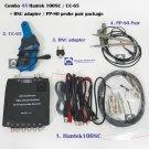 Combo 4A Hantek 1008C CC65 clamp / PP80 probe 2pcs / BNC to multimeter adapter