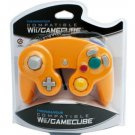 Brand New Nintendo Controller GameCube or Wii -- ORANGE SPICE